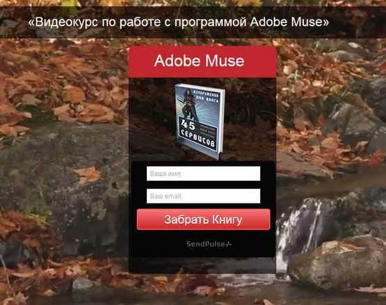 видео фон для сайта