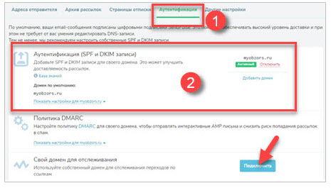DKIM и SPF в SendPulse - чтобы письма не попадали в спам